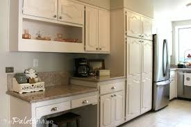 How Do You Stain Kitchen Cabinets The Best Way To Paint Kitchen Cabinets The Palette Muse
