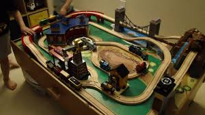 imaginarium train table instructions kids love playing with thomas and friends with imaginarium train