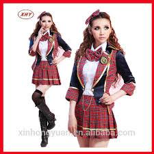 desain baju jepang jepang desain wanita kotak kotak lucu sekolah unform pabrik seragam