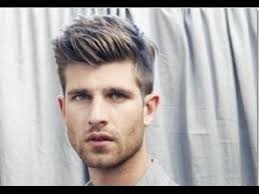 haircuts for slim faces men best hairstyle for men with long face youtube