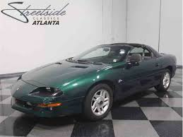 95 camaro z28 1995 chevrolet camaro for sale on classiccars com 12 available
