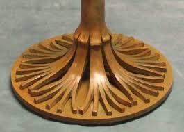 bamboo floor base jeweled feather shade