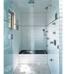 Tile Bathroom Ideas Amusing Design Ideas Using Silver Faucets From The 90 Degree And