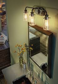 Kichler S Braelyn Collection Bathroom Fixtures Add A Touch Of Bathroom Light Fixtures Bronze