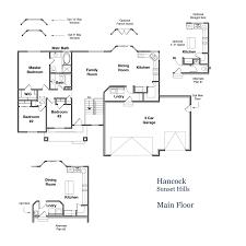 baby nursery single family floor plans single family home floor