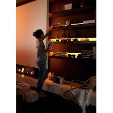 philips under cabinet lighting buy philips hue personal wireless lighting lightstrip plus 200cm