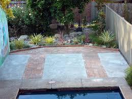 brick patio designs for your garden the home design