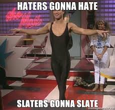 Saved By The Bell Meme - slaters gonna slate televisions tvs and humor