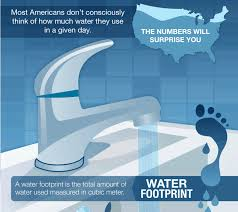 how the average american wastes water creditloan com