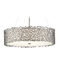 kichler lighting com kichler lighting silver coral classic pewter pendant light with