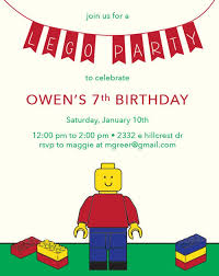 how to make lego birthday invitations with photoshop