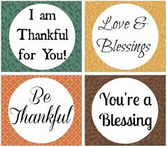 free thanksgiving cupcake toppers place cards
