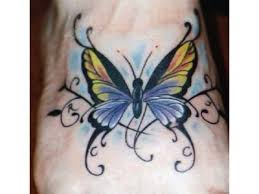 100 cool butterfly designs for unique butterfly tattoos
