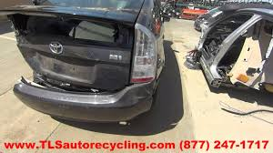 parting out 2011 toyota prius stock 6121pr tls auto recycling