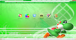 chrome themes cute 15 super mario bros chrome themes firefox themes for old school