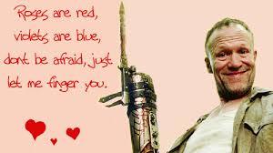 Walking Dead Valentine Meme - walking dead valentines album on imgur