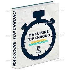 chrono cuisine book ma cuisine top chrono déco relief