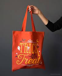 halloween tote bag iron on lia griffith