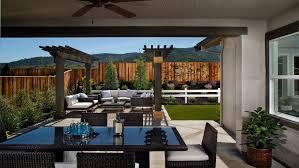 residence three floor plan in vista bella at glen loma ranch