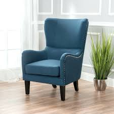 Wing Back Chair Design Ideas Picture 36 Of 39 Blue Wingback Chair Beautiful Wing Chair And