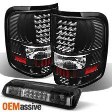 2000 F150 Tail Lights Ford F 150 Tail Lights Ebay