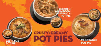 Teh Dilmah crusty and pot pies seasonal offers t lounge by dilmah