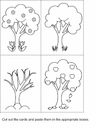 kidzone cut and paste worksheets