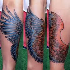 Wing Back Tattoos For - 65 best wings tattoos designs meanings top ideas 2017