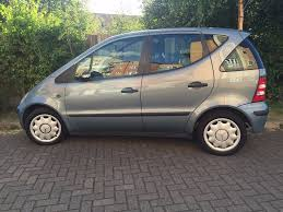 cheap mercedes a 140 year 2003 only 2 owners service history