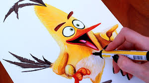 awesome collection of angry birds drawings youtube for your