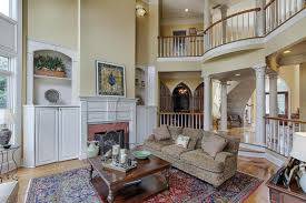 beautiful custom built stone and stucco home tennessee luxury