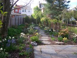 easy backyard landscaping ideas no grass small easy backyard