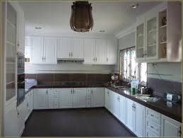 How To Repaint Kitchen Cabinets White Painting Kitchen Cabinets White Christmas Lights Decoration