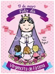 imagenes de virgen maria infantiles virgen de fátima santos pinterest virgencita virgen maría y