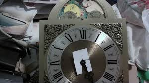 Ridgeway Grandfather Clock Ebay Replacing Movement Of Grandfather Clock Emporer Clock Hermle