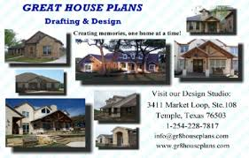 great house plans home page