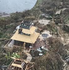 richard branson has revealed the devastation to his necker island