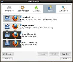 Awn Linux Awn Vs Cairo Dock Vs Docky Mac Style Linux Docks Reviewed Hack