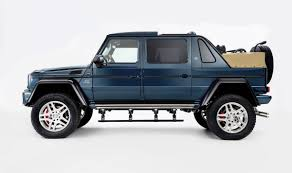 mercedes jeep black mercedes built the most expensive suv in the world the g650
