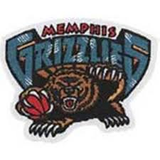 memphis grizzlies nba team patch memphis nba and memphis grizzlies