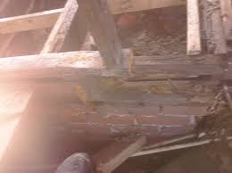 repairing a rotted wall or floor joist 5 steps