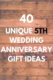 fifth anniversary gift ideas for him best 25 wood anniversary gifts ideas on birthday