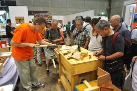 Woodworking Shows Uk 2014 by David Barron Furniture