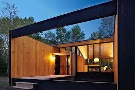 modern prefab cabin prefab cottage homes modern modest lake house
