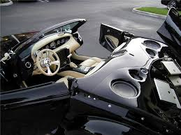 Custom Fiberglass Interior Custom Kat At Barrett Jackson Prowleronline Plymouth Chrysler