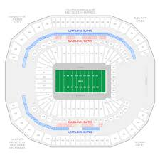 University Of Arizona Map Arizona Cardinals Suite Rentals University Of Phoenix Stadium