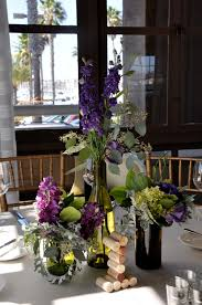 Wedding Flowers Cork Wedding Flowers Bottle Cork Wedding Flower Centerpieces