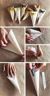 25 handmade gifts under 5 paper cones bath salts and popcorn