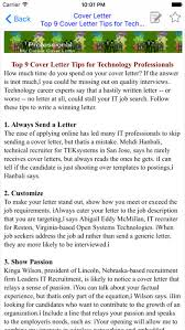 it cover letter writing a professional cover letter awesome collection
