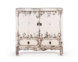 Oriental Sideboards Furniture Narrow Accent Cabinet Hutch And Buffet Distressed